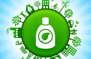détergents verts